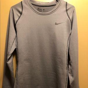 Nike Pro Hyperwarm longsleeve compression shirt